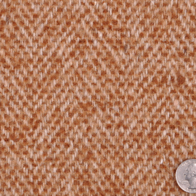 caramel herringbone coating fw12283 11