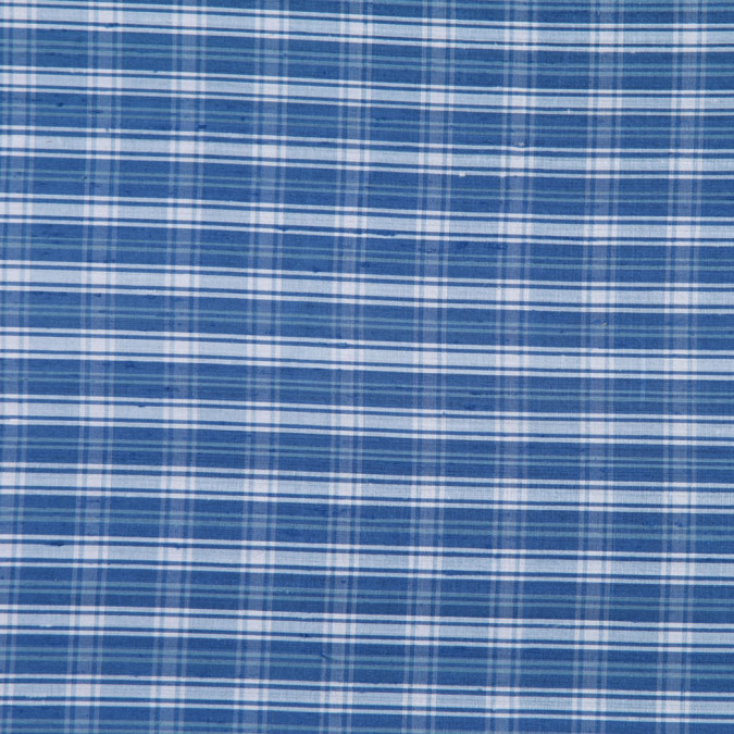 carolina blue and white plaid silk dupioni fs12516 11