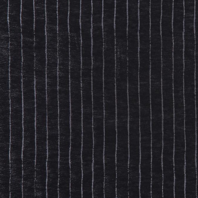 carolina herrera pewter metallic striped brocade fp19716 11