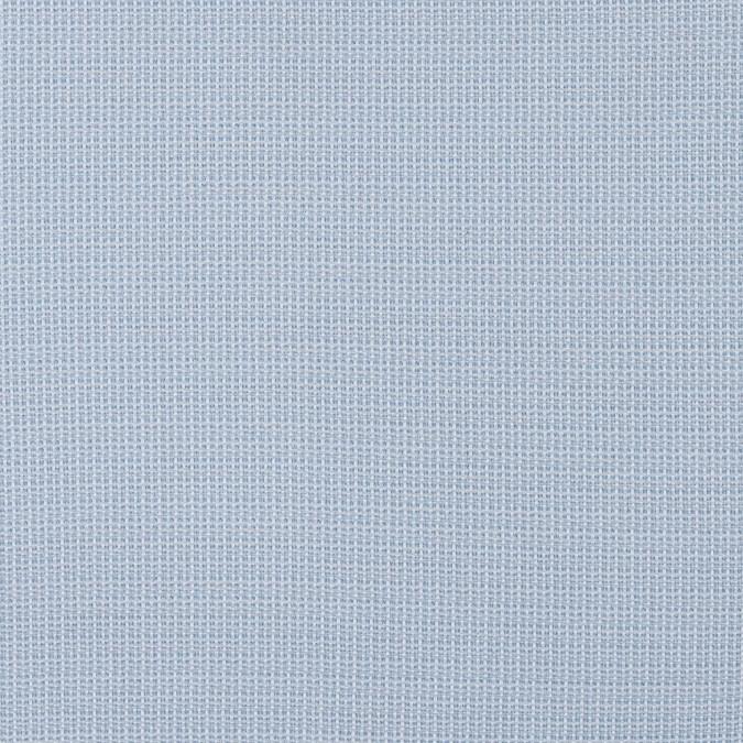 carolina herrera wan blue silk woven 312794 11