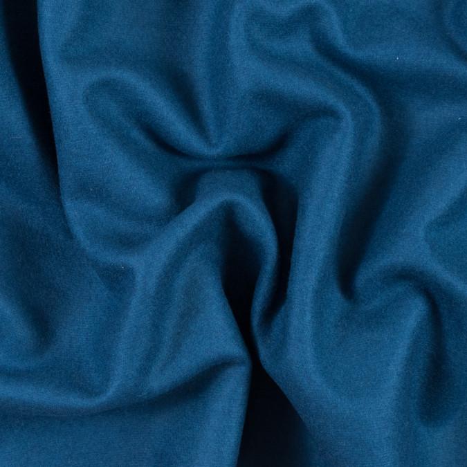 cavalli midnight blue felted wool coating 314973 11