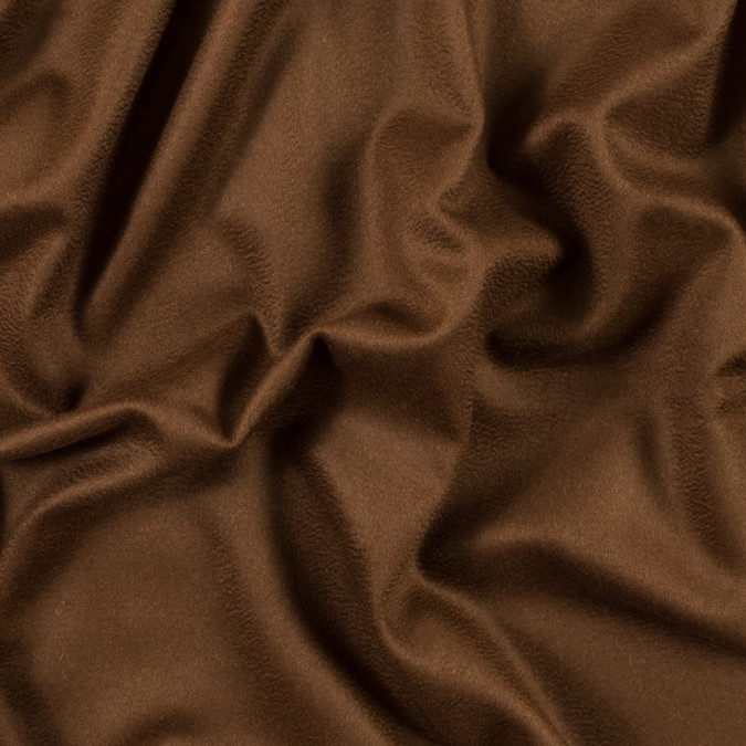 cavalli toffee brown cashmere coating 314910 11