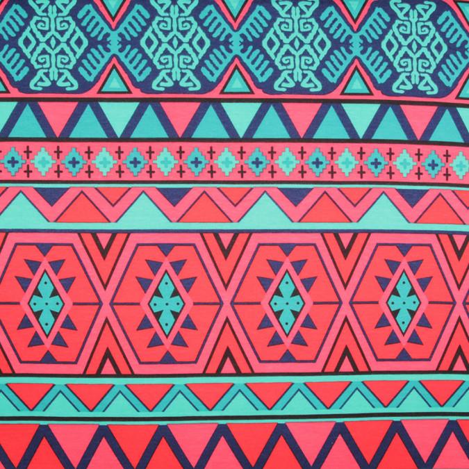 cayenne geometric polyester jersey knit 306571 11