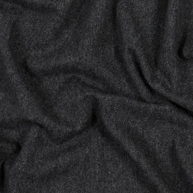 charcoal chevron wool woven 317870 11