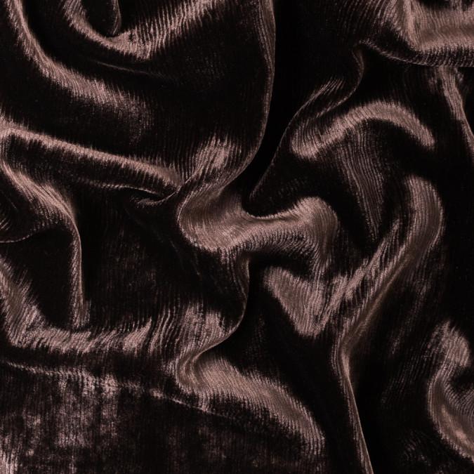 chestnut organically ribbed rayon velvet 314998 11