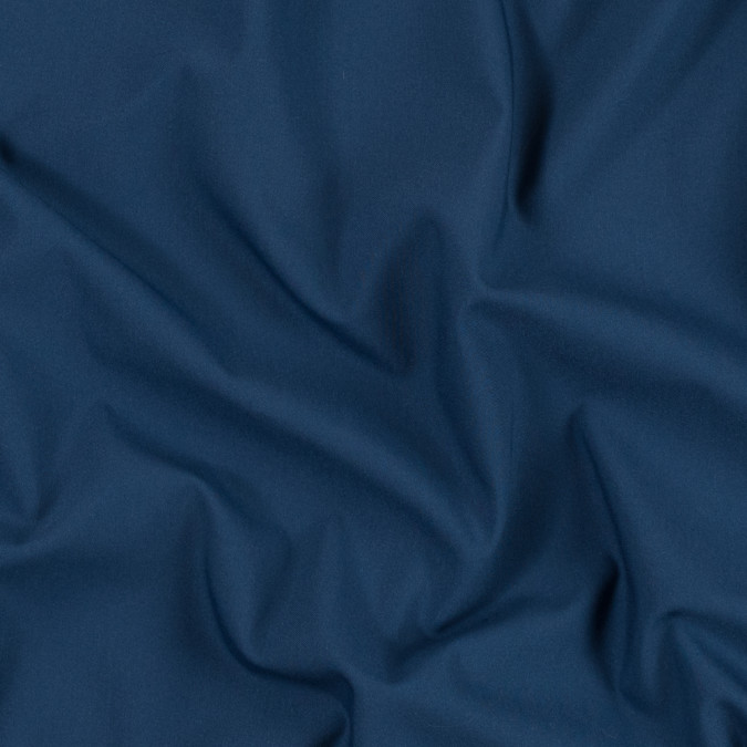 china blue stretch blended cotton sateen 314174 11