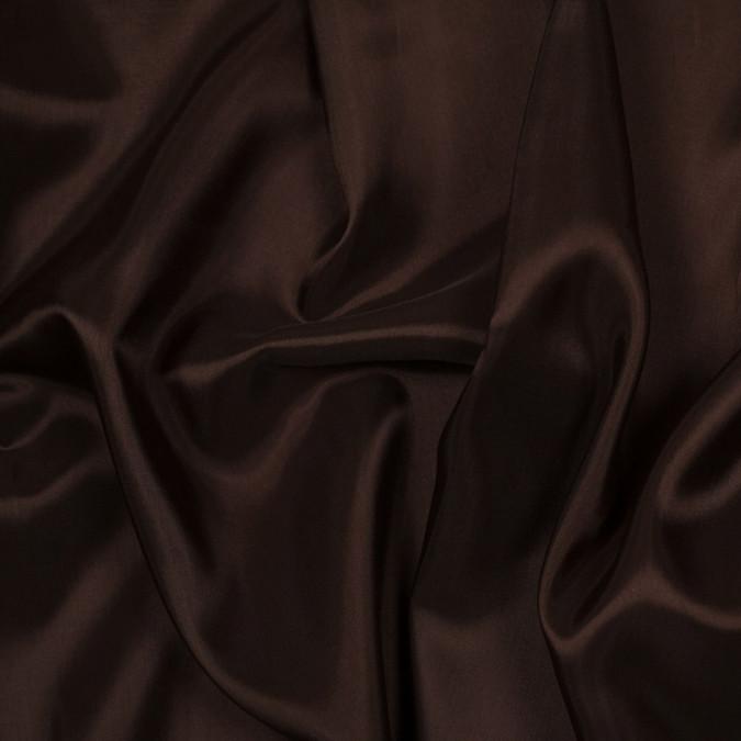 chocolate brown acetate lining 305552 11