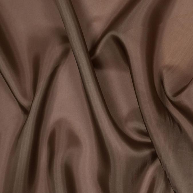 chocolate chip brown bemberg viscose lining 305408 11