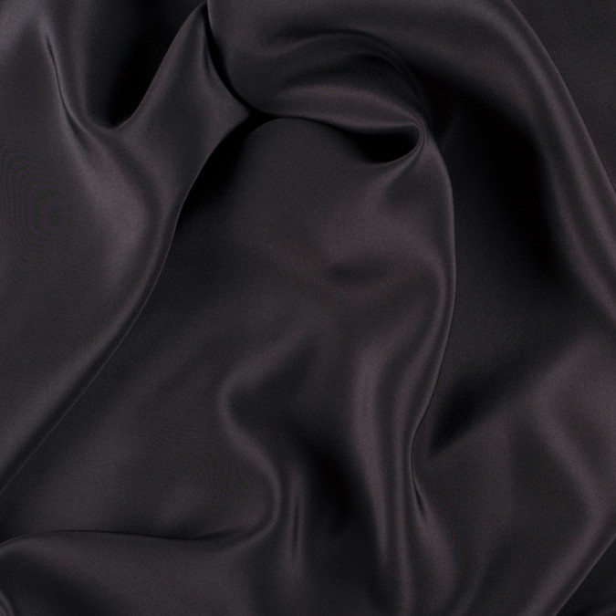 chocolate silk crepe de chine pv1200 189 11