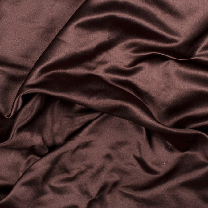 chocolate silk duchesse satin pv9500 19 11