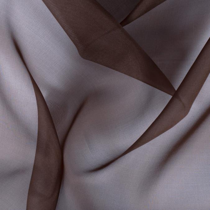 chocolate silk organza pv3000 189 11