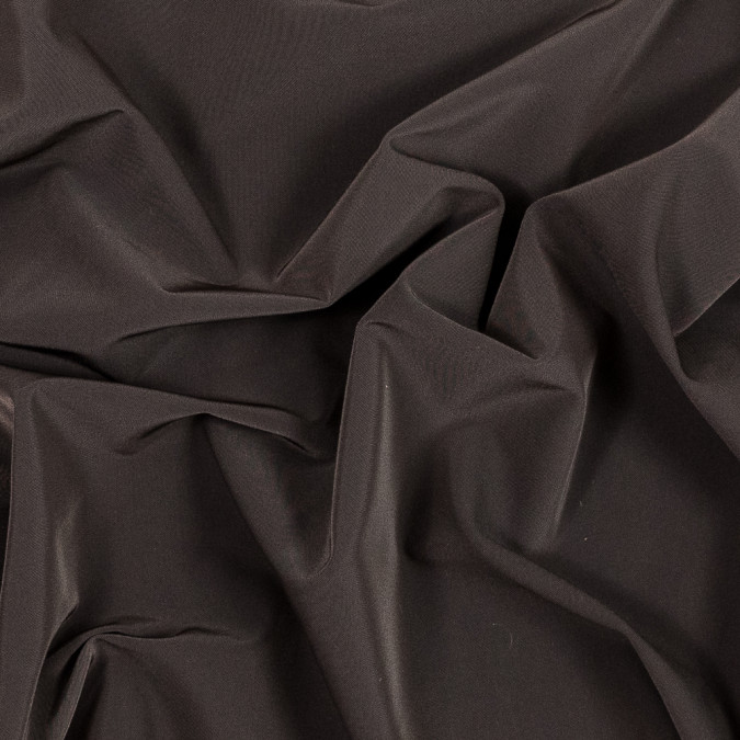 chocolate stretch polyester twill fp25788 11