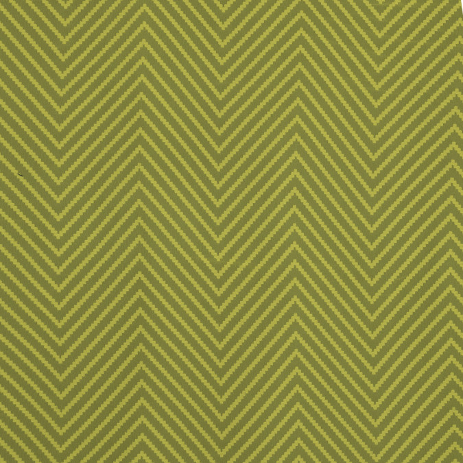 citrus lime chevron burn out polyester chiffon 315962 11
