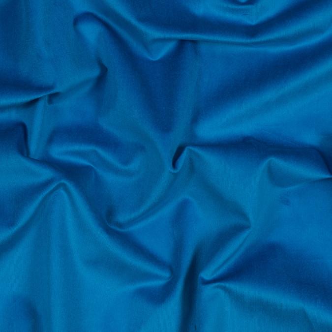 cloisonne blue stretch cotton velveteen 318926 11