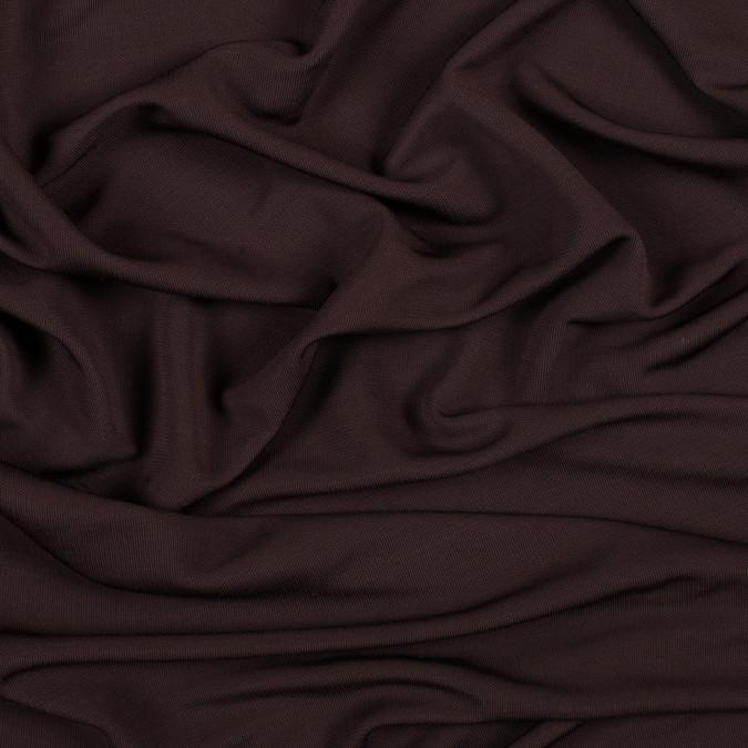 cocoa brown rayon matte jersey pv9800 mj17 11