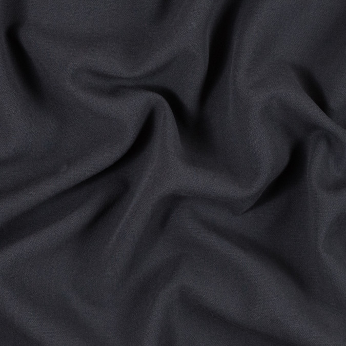 coffee bean solid stretch suiting 314511 11