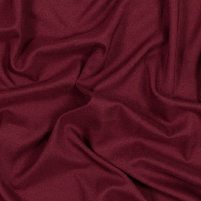 cole haan maroon stretch polyester double georgette 318405 11