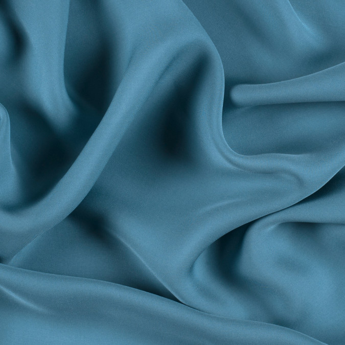 colonial blue silk double georgette pv6000 144 11