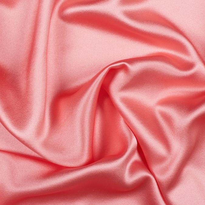 coral silk crepe back satin pv8000 162 11