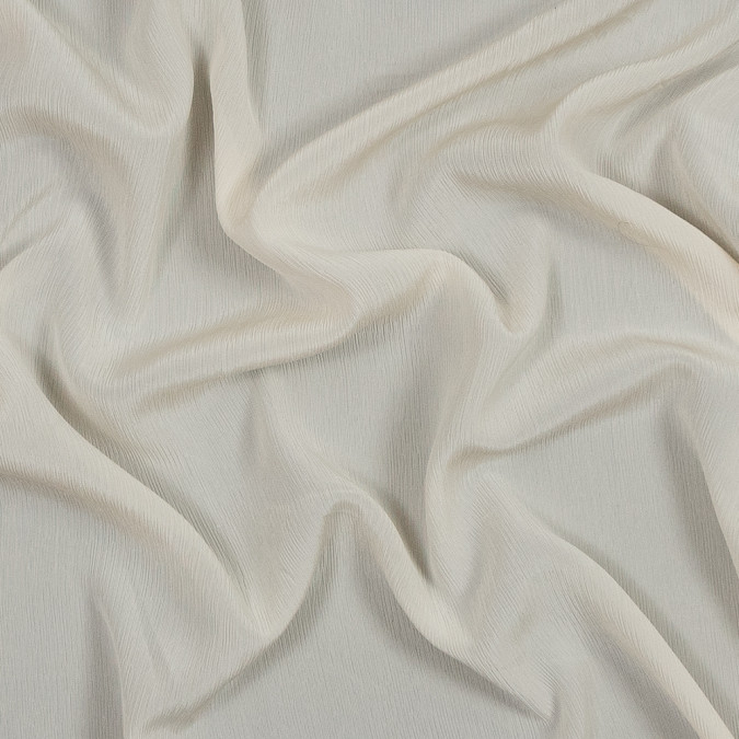 cream crinkled silk crepe de chine 319662 11