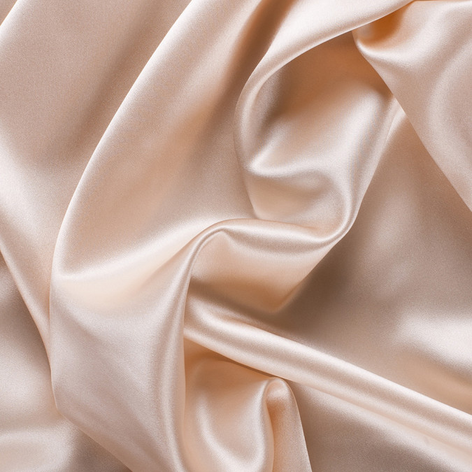 cream pink stretch silk charmeuse pv1500 111 11