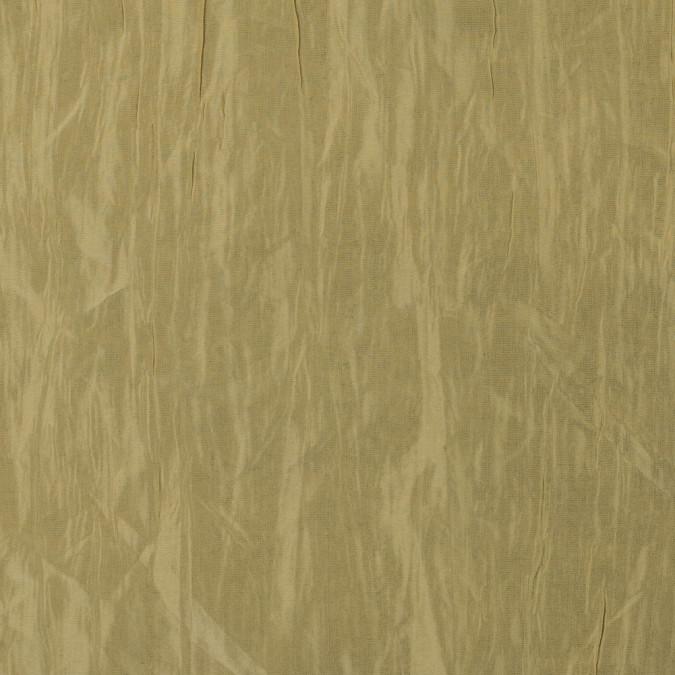 custard yellow wrinkled luminous woven 309042 11