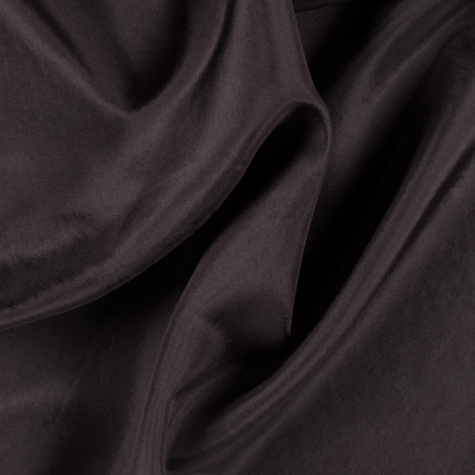 dark brown china silk habotai pv2000 190 11