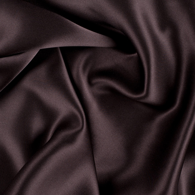 dark brown silk charmeuse pv1000 190 11