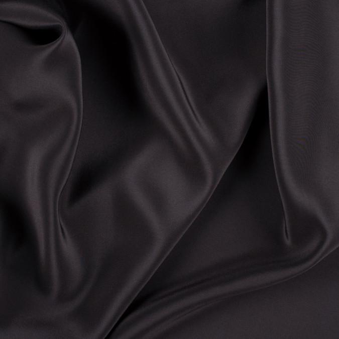 dark brown silk crepe de chine pv1200 190 11