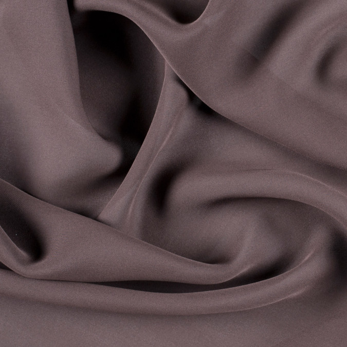 dark brown silk double georgette pv6000 190 11