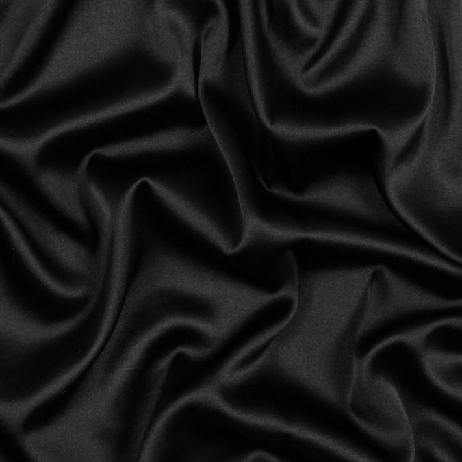 dark brown stretch silk charmeuse 317620 11