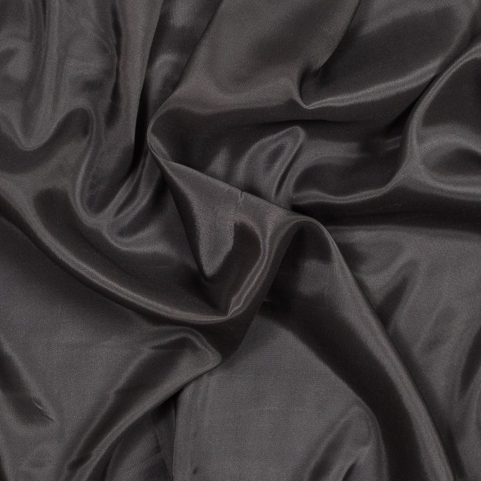 dark gray bemberg viscose lining 319534 11