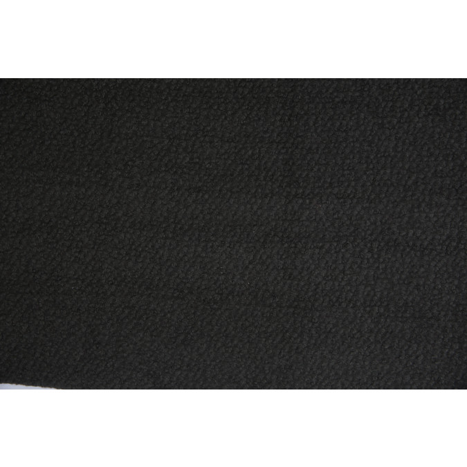 dark gray wool and polyester boucle 110563 11