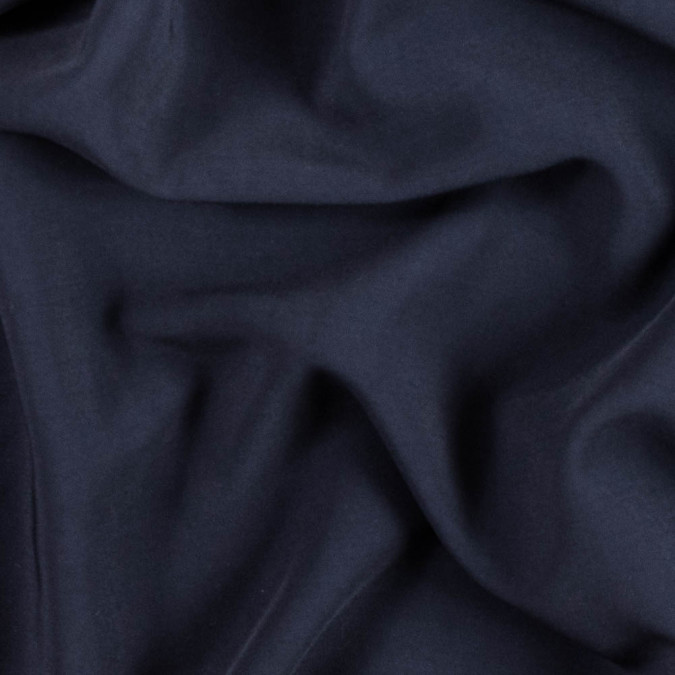 dark navy stretch double faced vicose suiting 313389 11