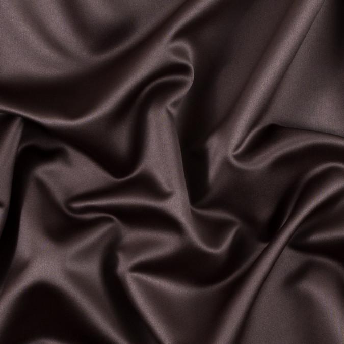dark olive polyester satin 313336 11