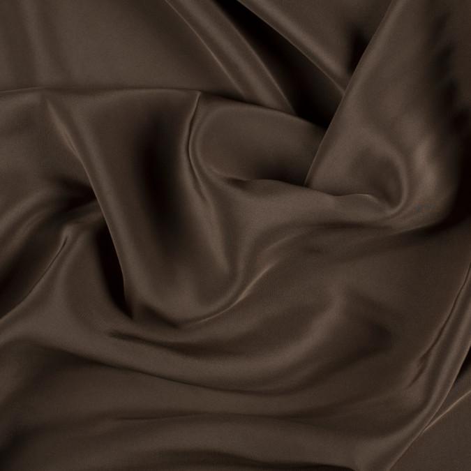 dark olive silk crepe de chine pv1200 182 11