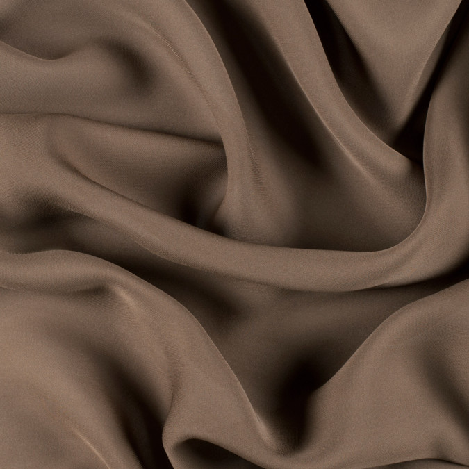 dark olive silk double georgette pv6000 182 11