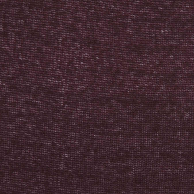dark plum mohair blended loose knit fw22243 11