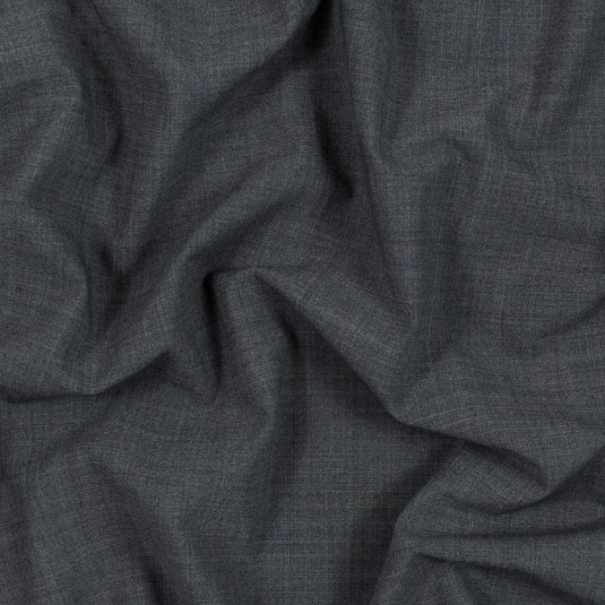 dark shadow gray stretch suiting 317574 11