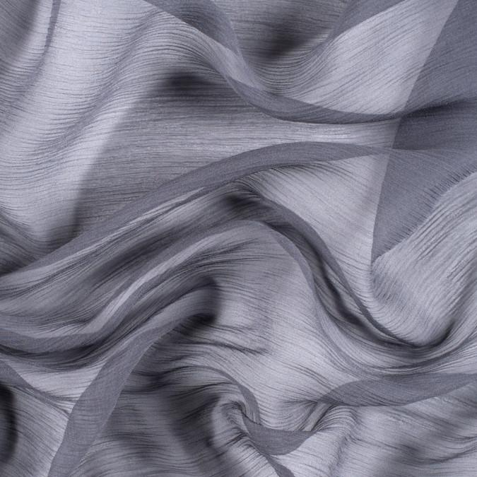 dark silver silk crinkled chiffon pv5100 192 11