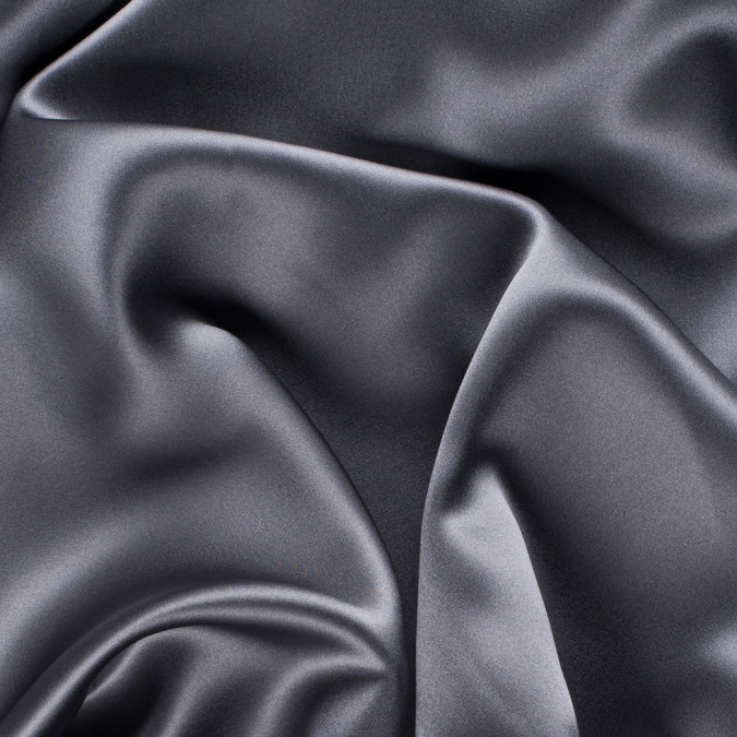 dark silver stretch silk charmeuse pv1500 192 11