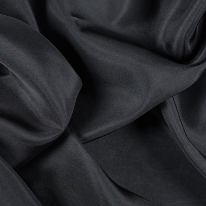 deep charcoal china silk habotai pv2000 193 11