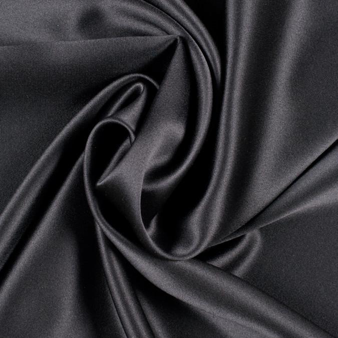 deep charcoal silk crepe back satin pv8000 193 11