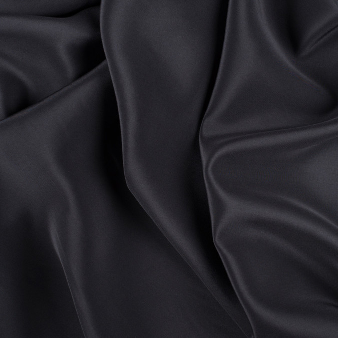 deep charcoal silk crepe de chine pv1200 193 11