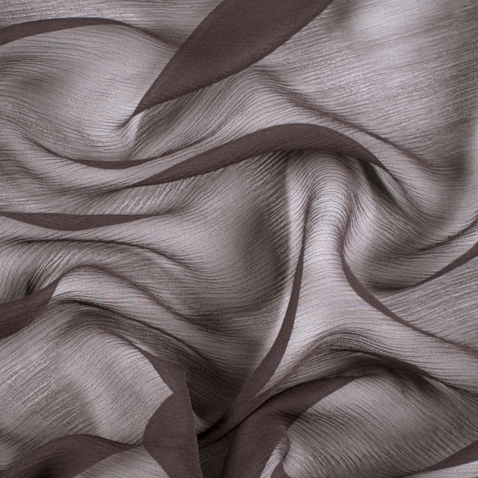 deep charcoal silk crinkled chiffon pv5100 193 11