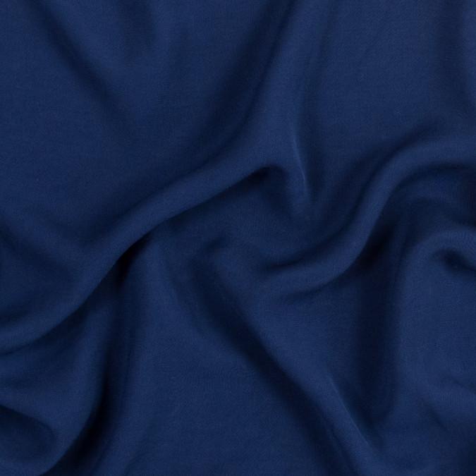 deep cobalt blue rayon crepe 318974 11