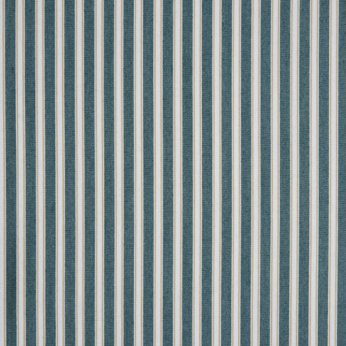 deep jungle latte white shadow striped polyester blended shirting 310885 11
