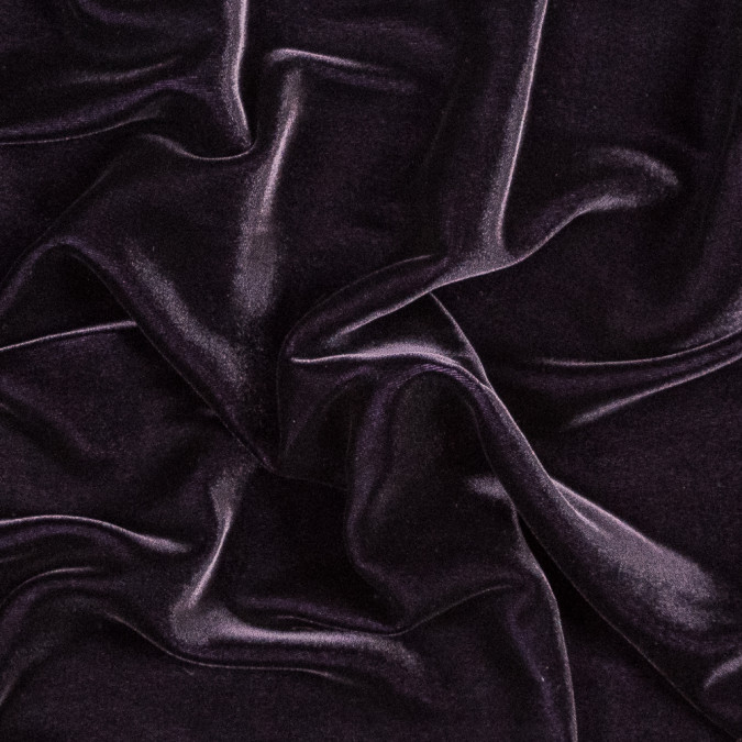deep purple silk and rayon velvet 319286 11