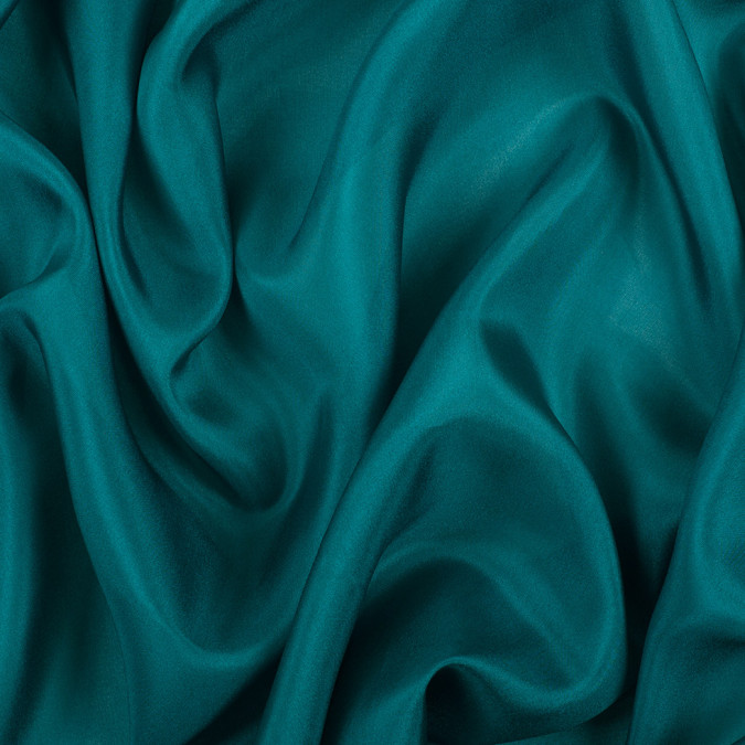 deep teal china silk habotai pv2000 198 11
