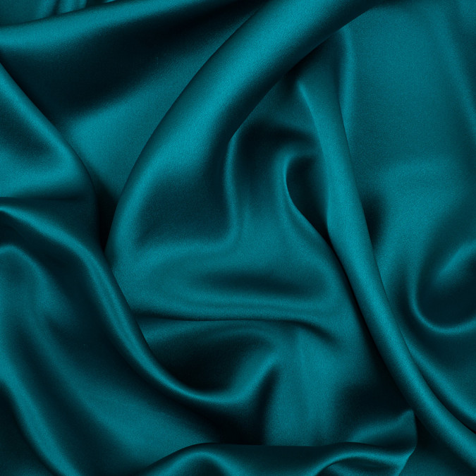 deep teal silk charmeuse pv1000 198 11